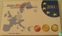 Duitsland jaarset 2002 (PROOF - J)