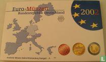Duitsland jaarset 2002 (PROOF - F)