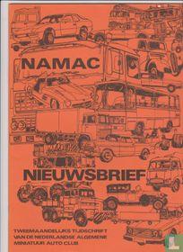 Namac Nieuwsbrief 1