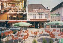 Montreuil sur mer, Brasserie de la place