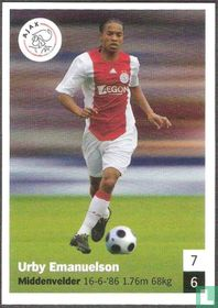 Ajax: Urby Emanuelson