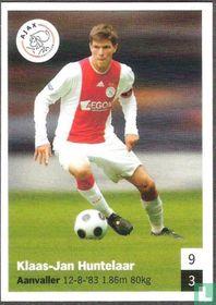 Ajax: Klaas-Jan Huntelaar