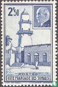 Moskee en Pétain