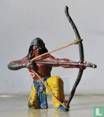 Kneeling Indian (bow)