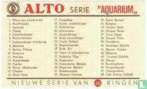 Beschrijvingskaart - Serie Aquarium