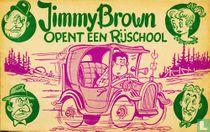 Jimmy Brown opent een rijschool