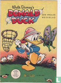 Donald Duck 20