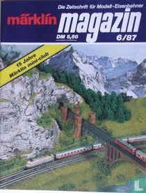 Märklin Magazin 6