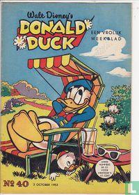 Donald Duck 40