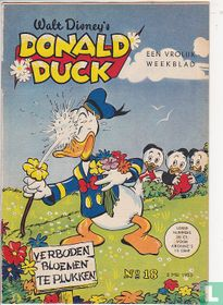 Donald Duck 18