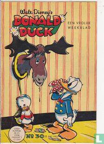 Donald Duck 30
