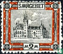 Nieuwe gemeentehuis, Saarbrücken-St. Johann