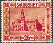 Hôtel de ville de Sarrebruck