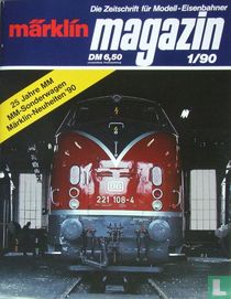 Märklin Magazin 1 90