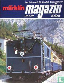 Märklin Magazin 5 90
