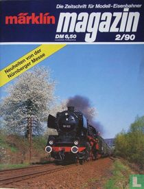 Märklin Magazin 2 90