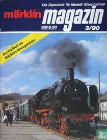 Märklin Magazin 3 90