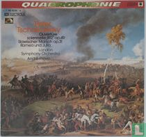 """P. Tschaikowsky / Overtüre solennelle """"1812"""" op.49 - Slawischer Marsch op.31 - Romeo und Julia"""