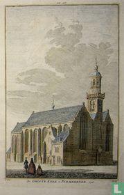 De Groote Kerk te Purmerende. 1726.