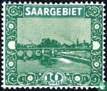 Pont à Sarrebruck