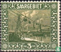 Surcharge Pont sur la Sarre
