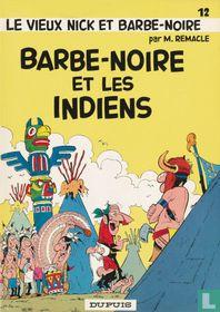 Barbe-Noire et les Indiens