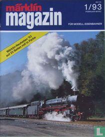 Märklin Magazin 1 93