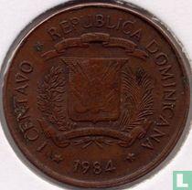 Dominicaanse Republiek 1 centavo 1984