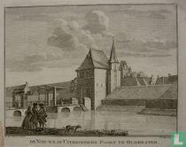 De Nieuwe of Uitrechtsche Poort te Oudewater.