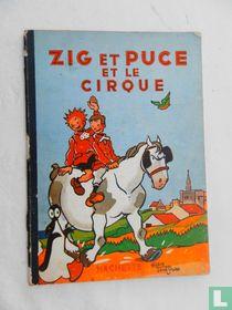 Zig et Puce et le Cirque