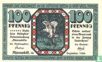 Ahrensbök, Stadt 100 Pfennig