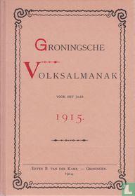 Groningsche Volksalmanak 1915