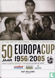 50 Jaar Europacup 1956-2005