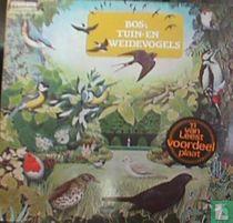 Bos-, tuin- en weidevogels