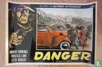 Danger (Saboteur, Alfred Hitchcock)