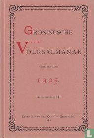 Groningsche Volksalmanak 1925