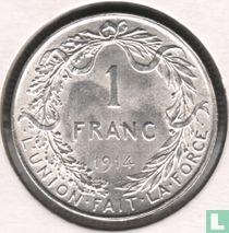 België 1 franc 1914 (FRA)