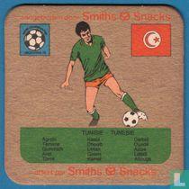 WK voetbal Argentina 1978: Tunesië