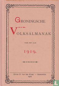 Groningsche Volksalmanak 1919