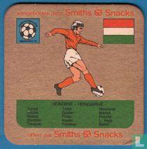 WK voetbal Argentina 1978: Hongarije