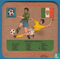 WK voetbal Argentina 1978: Mexico