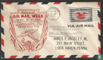 National week of the airmail