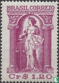 Verdrag van Petropolis.
