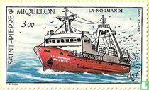 """Trawler """"La Normande"""""""