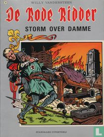 Storm over Damme