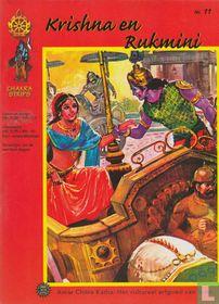 Krishna en Rukmini