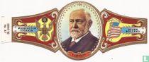 B. Harrison 1889-1893