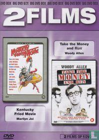 Kentucky Fried Movie + Take the Money and Run