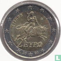 Greece 2 euro 2002 (S)