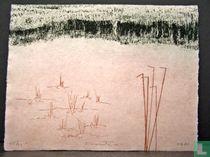 Jan Montijn - L'herbe rouge